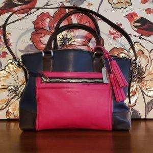 Coach Legacy Molly satchel purse